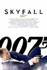 Skyfall James Bond 007 (2012)