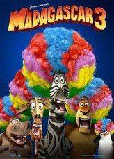 Madagaskar 3 Avrupanın En Çok Arananları