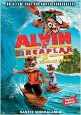 Alvin ve Sincaplar 3 Eğlence Adası izle
