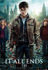 Harry Potter ve Ölüm Yadigarları Bölüm 2 izle