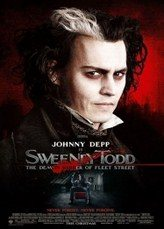 Sweeney Todd Fleet Sokağının Şeytan Berberi
