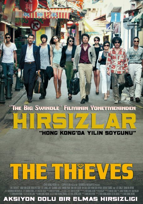Hırsızlar (2012) izle