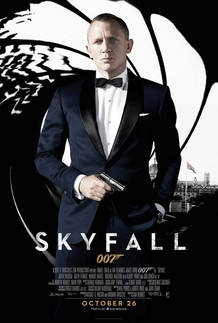 Skyfall James Bond 007 izle