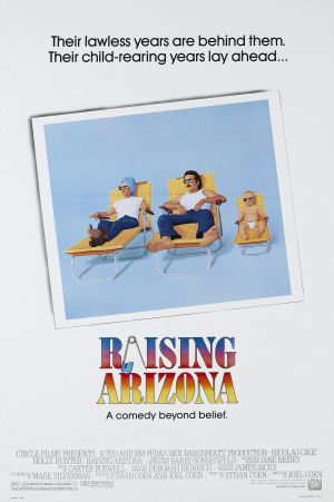 Raising Arizona izle