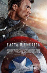 İlk Yenilmez Kaptan Amerika