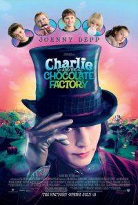 Charlienin Çikolata Fabrikası izle