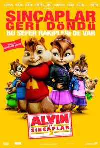 Alvin ve Sincaplar 2