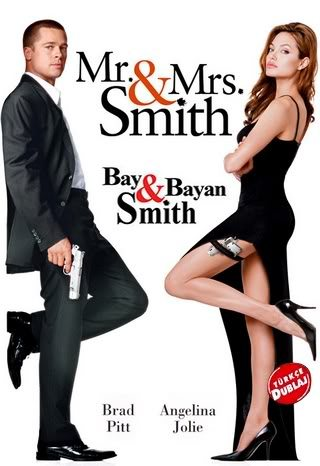 Bay Ve Bayan Smith izle
