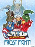 Marvel Süper Kahraman Maceraları Buz Dövüşü
