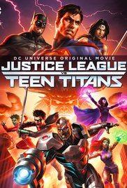 Adalet Birliği Genç Titanlara Karşı
