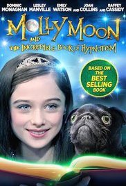 Molly Moon ve Sihirli Kitap