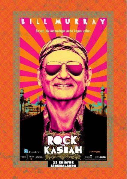 Rock the Kasbah izle