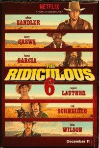 The Ridiculous 6 izle