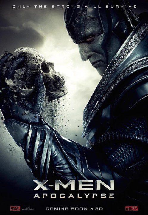 X-Men 8 Kıyamet izle