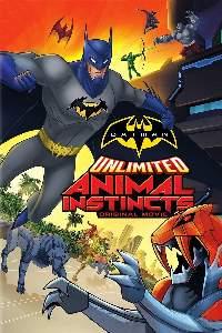 Batman Sonsuza Kadar Hayvan İçgüdüleri