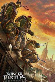 Ninja Kaplumbağalar 2 Gölgelerin İçinden