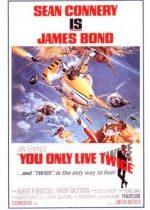 James Bond 5 İnsan İki Kere Yaşar izle