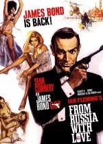 James Bond 2 Rusyadan Sevgilerle izle
