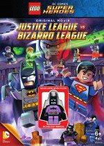 Lego DC Adalet Takımı Kötülere Karşı izle